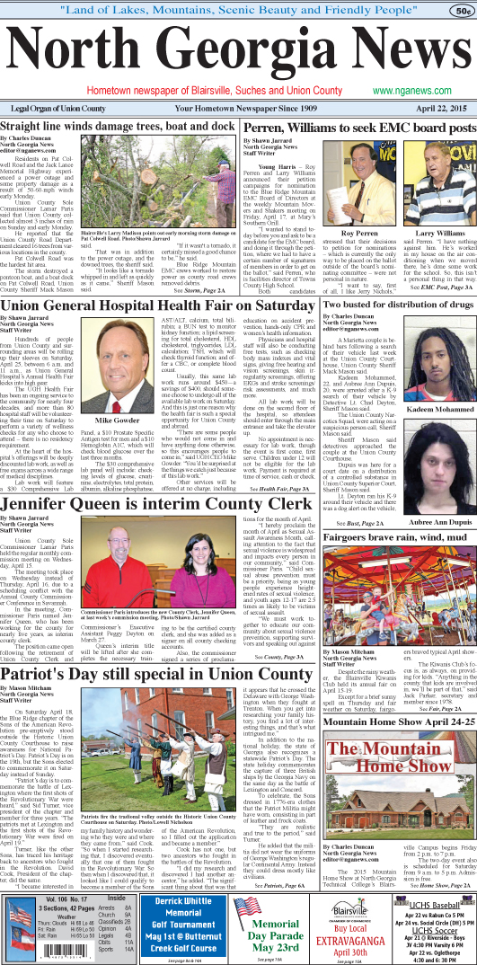 North Georgia News