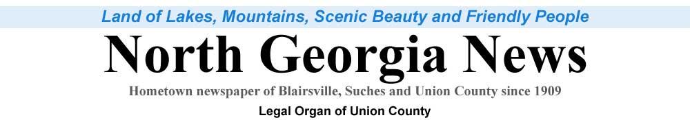 North Georgia News Weekly Newspaper In Union County
